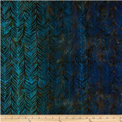 Artisan Batiks Elementals Horizontal Feather Regatta