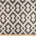 Waverly Field of Vision Jacquard Charcoal