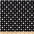 Matrix Dots Black/White