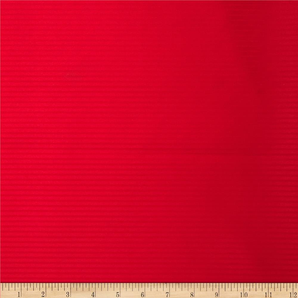 "Robert Allen Promo 1/8"" Stripe Red"