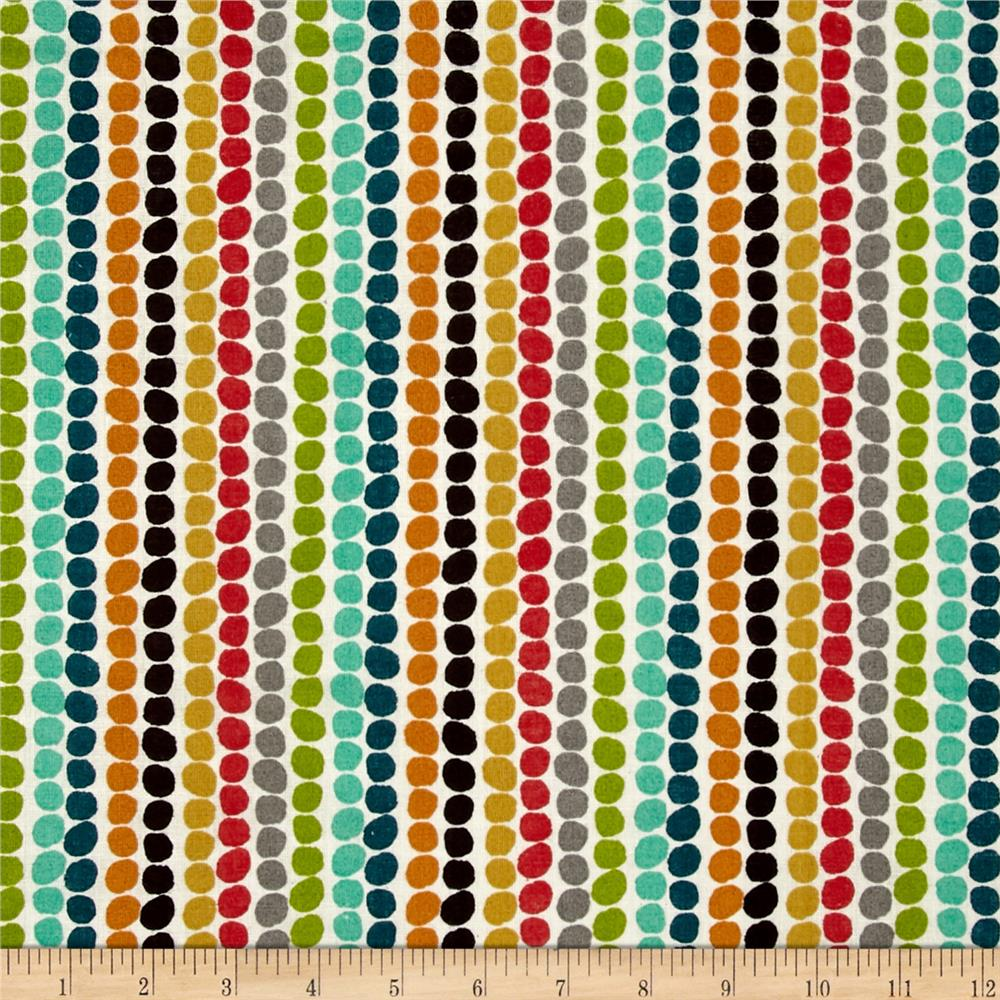 Birch Organic Double Gauze Pebble Stripe