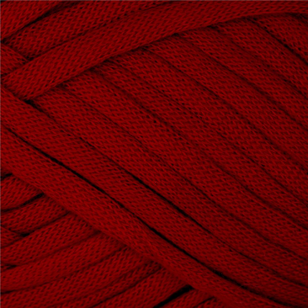Red Heart Strata  Yarn Red
