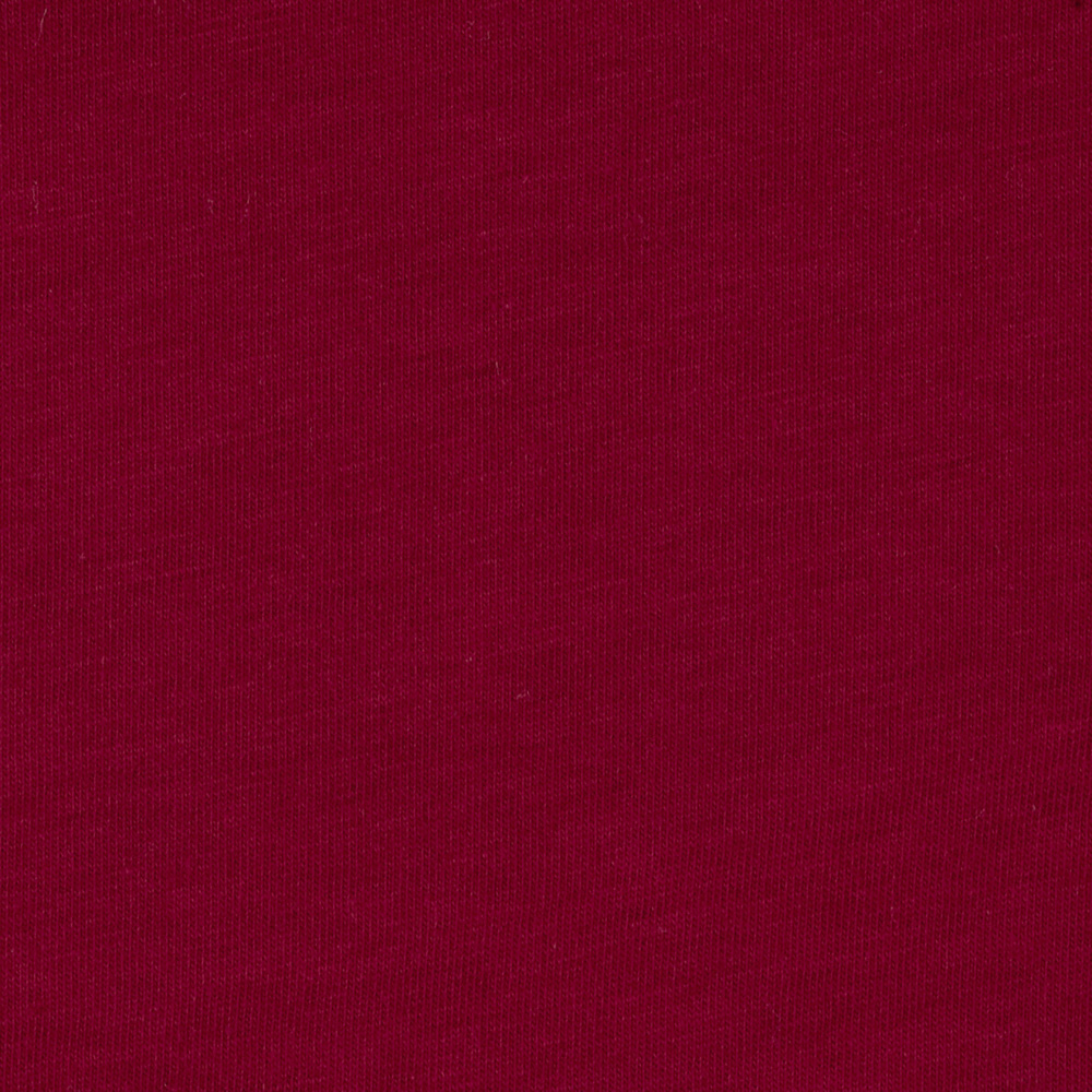Cotton Lycra Jersey Knit Barn Red