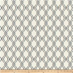 Fabricut Halyard Lattice Sky