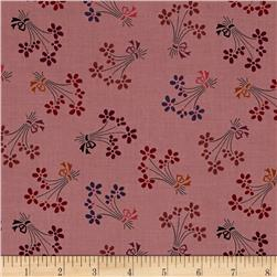 On Plumberry Lane Bouquet Dusty Pink