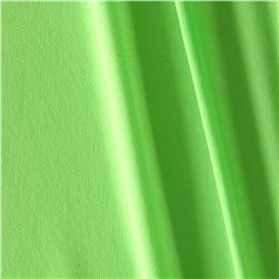 Chiffon Solid Neon Lime
