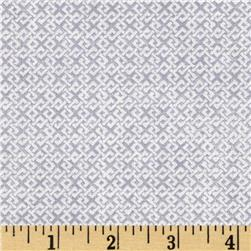 "108"" Wide Essentials Quilt Backing Criss Cross Lavender"