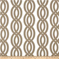P/Kaufmann Outdoor Jacquard Sea Shore Sand Olefin