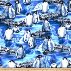 Winterfleece Ice Floe Penguins Multi
