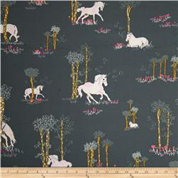 Art Gallery Fantasia Voile Unicorn Fable Sageplant