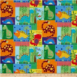 Stomp Patchwork Blocks Multi