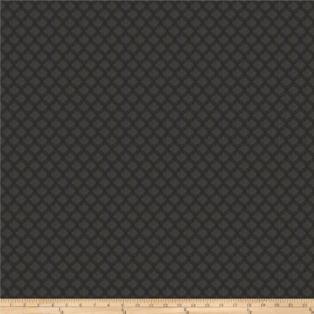 Trend 03417 Jacquard Charcoal