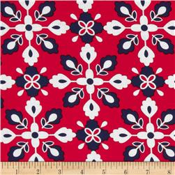 Kanvas Catalina Bandana Red