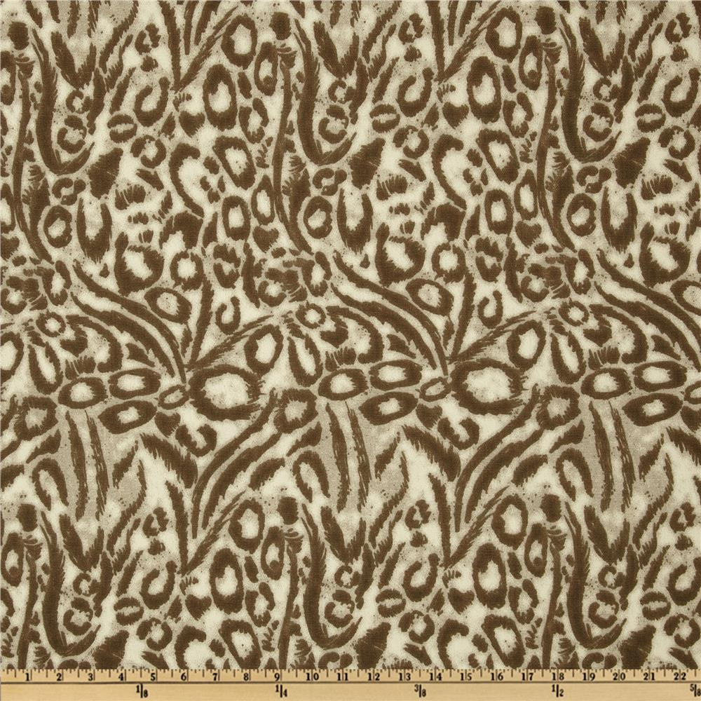 Premier Prints Rudo Italian Brown