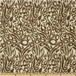 Premier Prints Rudo Italian Brown Fabric