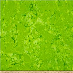 "Anthology Batik 108"" Wide Back Handye Lime"
