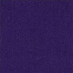 Eco Twill Purple Fabric