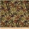 Alexander Henry Nicole's Prints Herb Camouflage