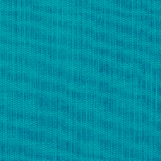 Premium Broadcloth Turquoise Fabric