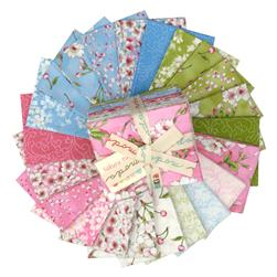 Moda Sakura Park Fat Quarter Assortment