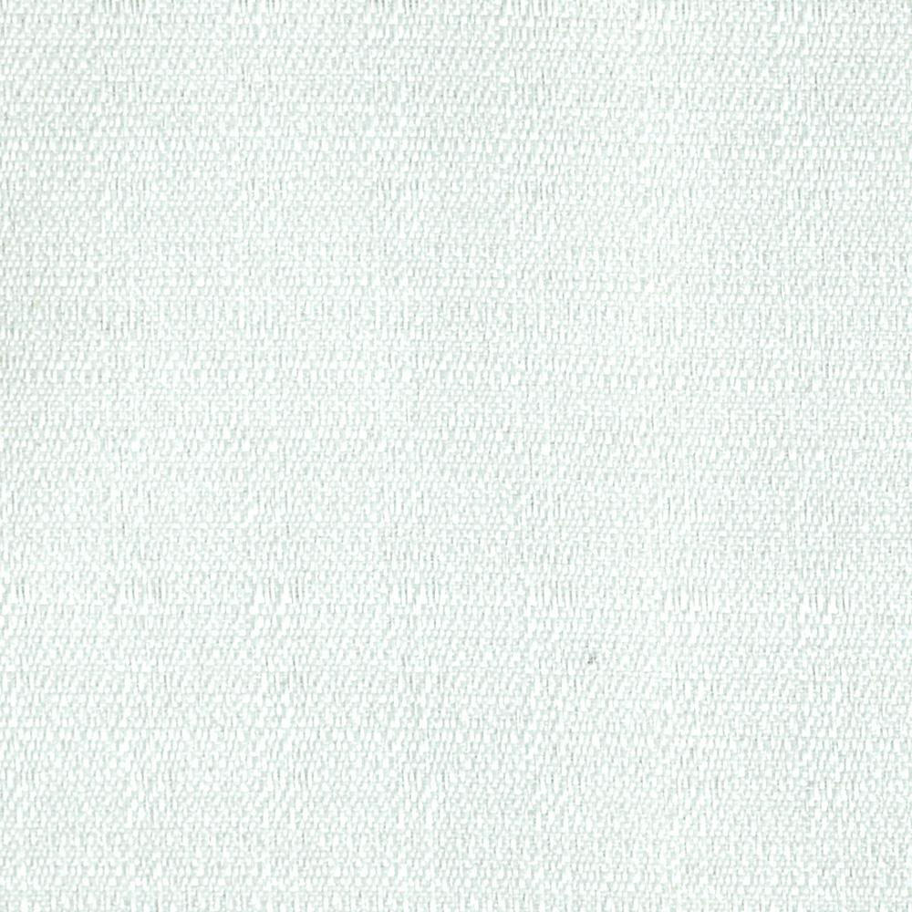 Raffia Blackout Drapery Fabric White