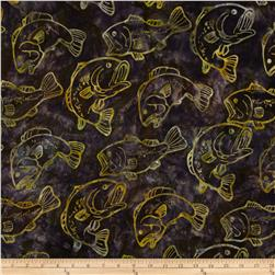 Artisan Batiks Wildlife Sanctuary Fish Jungle