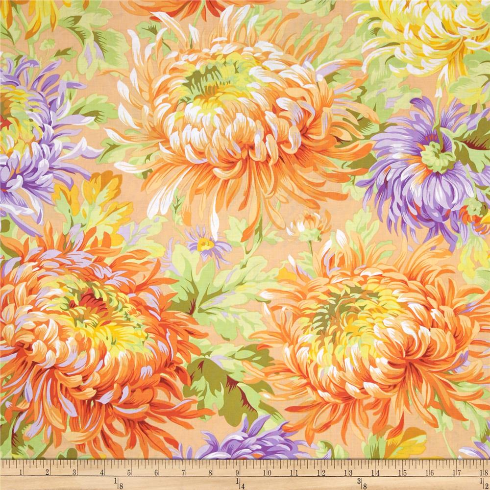 Kaffe Fassett Shaggy Yellow