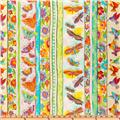 Laurel Burch Flying Colors II Stripe Multi