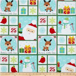 Santa's Little Deer Patch Multi