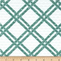 Tempo Indoor/Outdoor Bamboo White Aqua