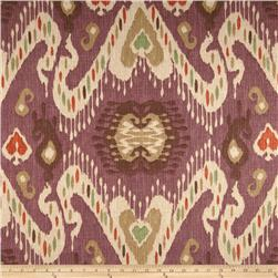 Waverly Enlightened Ikat Mulberry
