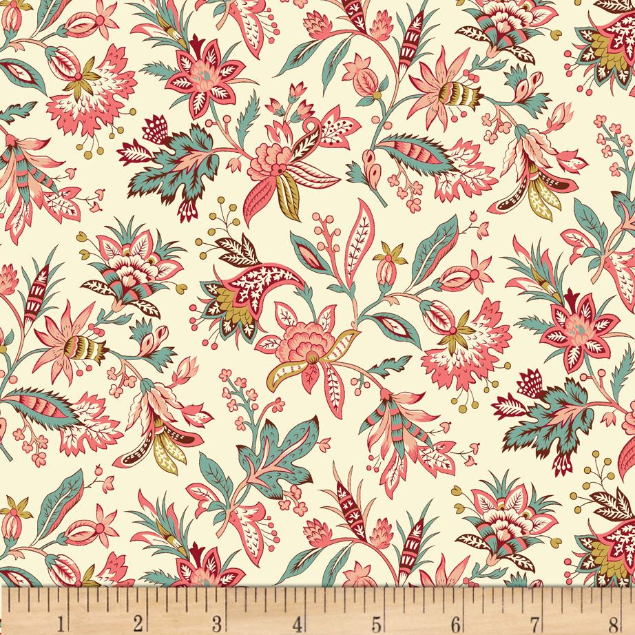 Victoria Park Small Jacobean Pink