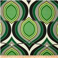 HGTV Home Groove Move Slub Malachite