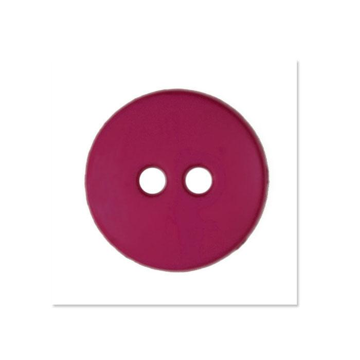 Colors by Favorite Findings 5/8'' Buttons 20/Pack Fuchsia