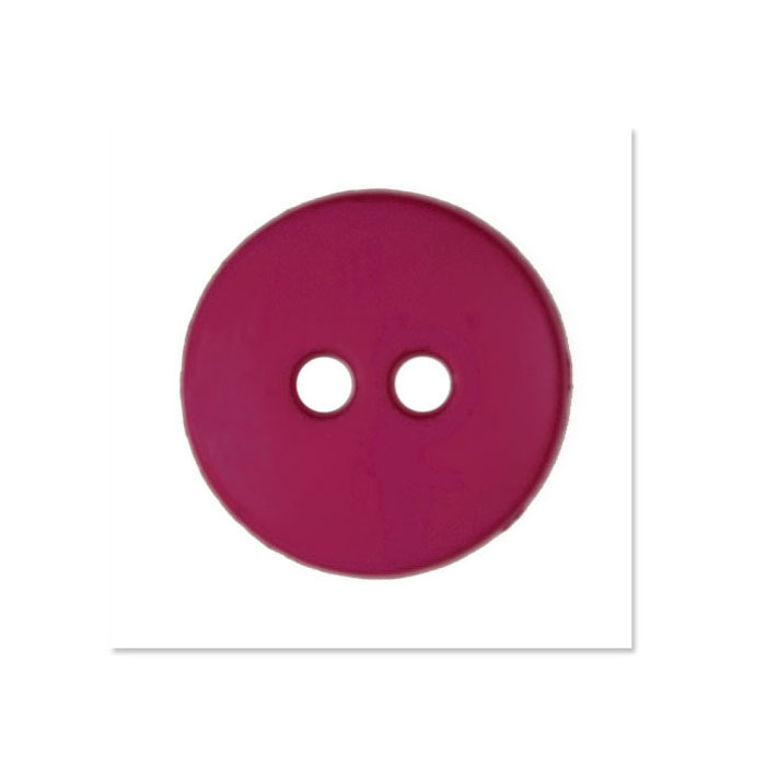 Image of Colors by Favorite Findings 5/8'' Buttons 20/Pack Fuchsia