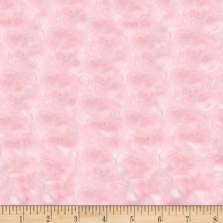 Minky Rose Cuddle Baby Pink