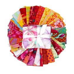 Kaffe Fassett Fat Quarter Assortment Fire