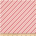 Riley Blake My Sunshine Stripes Pink