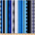 Kanvas Under Construction Stripe Zone Blue