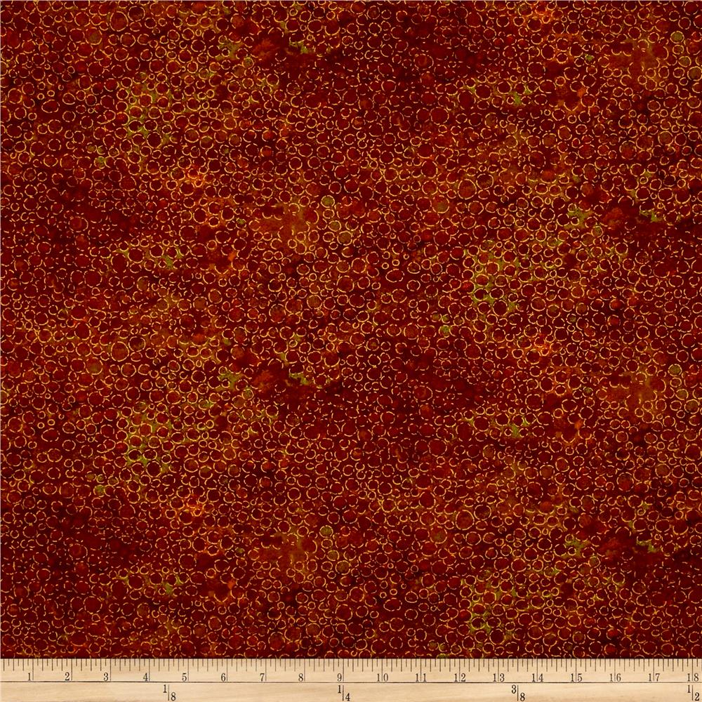 "Artisan Spirit Shimmer 108"" Wide Quilt Back Autumn"