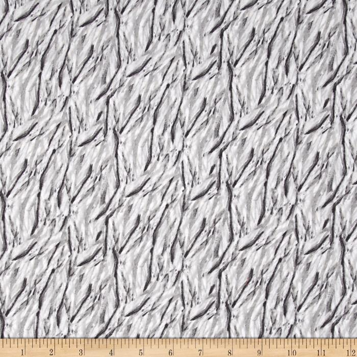 Hen Pals Feather Texture Grey