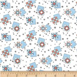 Sew Special Patches Blue