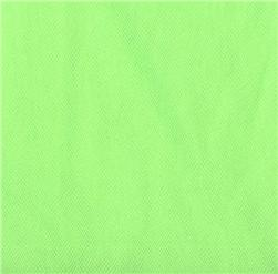 54'' Wide Tulle Citrus Green Fabric