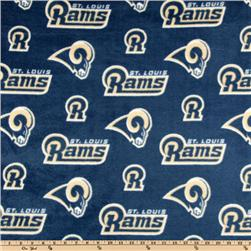 NFL Fleece St. Louis Rams Blue