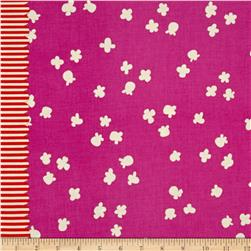 Cotton & Steel Penny Arcade Popcorn Plum