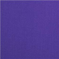 Whisper Poplin Purple Fabric