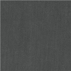Cotton Nylon Twill Grey
