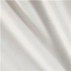 The White Collection Rayon Cotton French Terry Knit