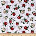 Ed Hardy Love Is True Roses Grey