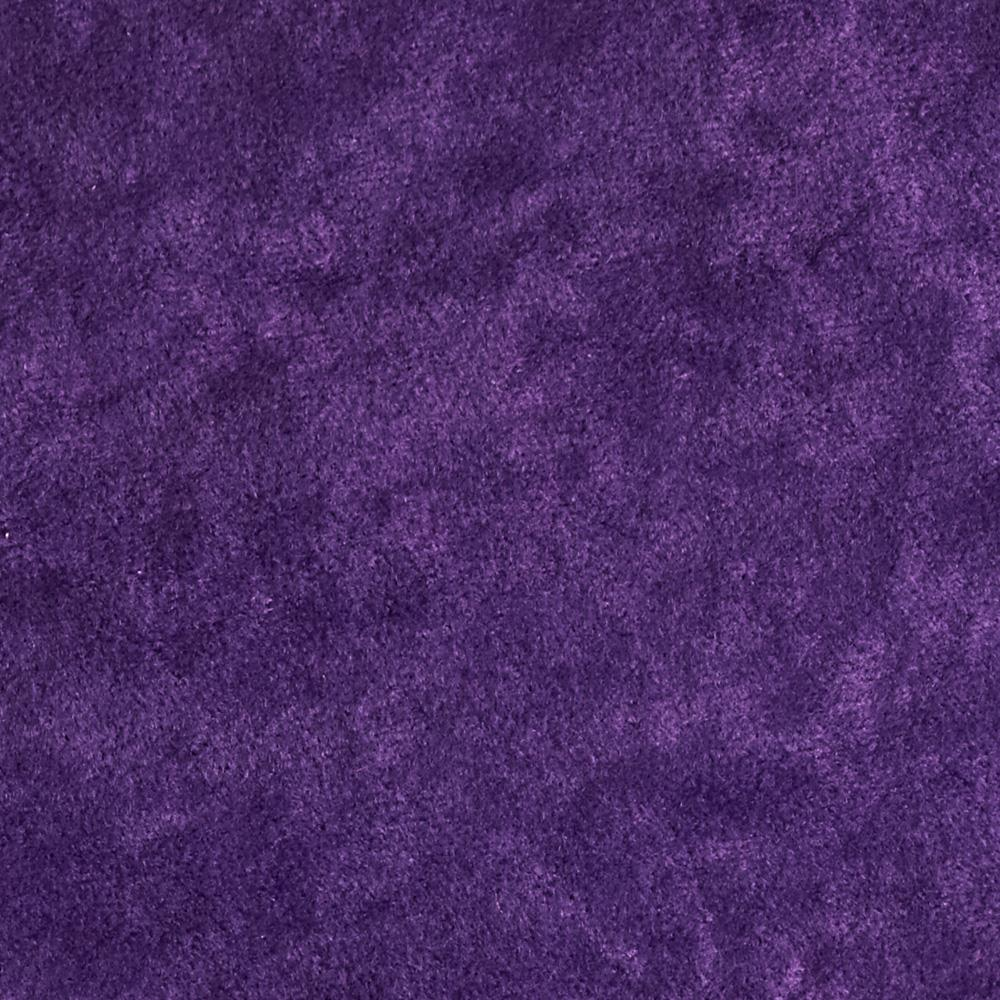 Alova tricot knit costume suede purple discount designer for Suede fabric